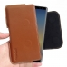 Samsung Galaxy Note 9 Leather Holster Pouch Case (Brown) handmade leather case by PDair