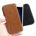 MEIZU U10 Leather Holster Pouch Case (Brown) handmade leather case by PDair