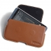 HTC Desire 530 630 Leather Holster Pouch Case (Brown) handmade leather case by PDair