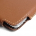 Huawei Enjoy 5s Leather Holster Pouch Case (Brown) custom degsined carrying case by PDair