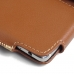 Huawei P9 Leather Holster Pouch Case (Brown) custom degsined carrying case by PDair