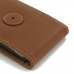 Samsung Galaxy S7 edge Leather Flip Wallet Case (Brown) best cellphone case by PDair