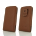 iPhone 7 Plus (in Slim Cover) Pouch Clip Case (Brown) protective carrying case by PDair