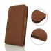 iPhone 8 Plus (in Slim Cover) Pouch Case (Brown) protective carrying case by PDair