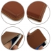 MEIZU U10 Leather Wallet Pouch Case (Brown) handmade leather case by PDair