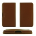 Samsung Galaxy J6 Leather Wallet Pouch Case (Brown) handmade leather case by PDair