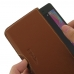Sony Xperia X Leather Wallet Pouch Case (Brown) custom degsined carrying case by PDair