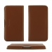 Huawei Honor 6X Leather Wallet Pouch Case (Brown) protective carrying case by PDair