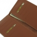 Samsung Galaxy A9 2016 Leather Wallet Pouch Case (Brown) genuine leather case by PDair