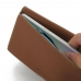 Samsung Galaxy A9 2016 Leather Wallet Pouch Case (Brown) top quality leather case by PDair
