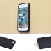 iPhone 5 5s Anti-Gravity Silicone Case (Black) handmade leather case by PDair