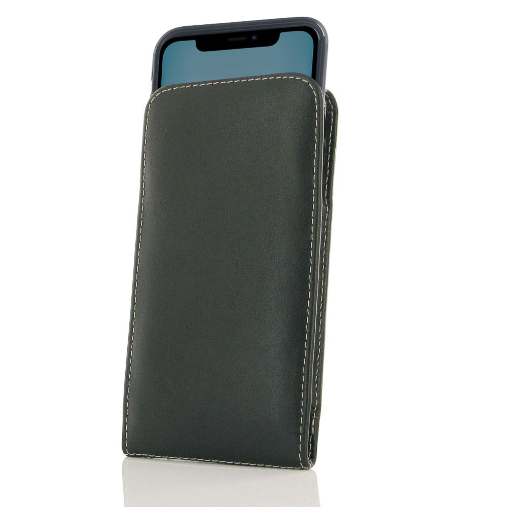 10% OFF + FREE SHIPPING, Buy the BEST PDair Handcrafted Premium Protective Carrying iPhone 11 (in Slim Cover) Pouch Case. Exquisitely designed engineered for iPhone 11.
