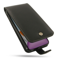 Leather Flip Wallet Case for Apple iPhone 11