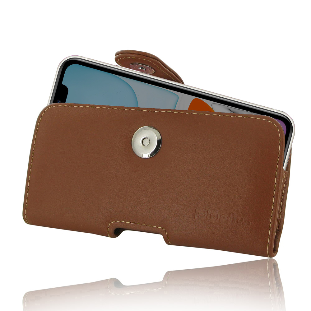 10% OFF + FREE SHIPPING, Beautiful stitching, elaborate handcrafted and exclusive selected top quality full grain genuine leather coming together creates this extraordinary protective carrying Apple iPhone 11 Leather Holster Case while adding luxury and f