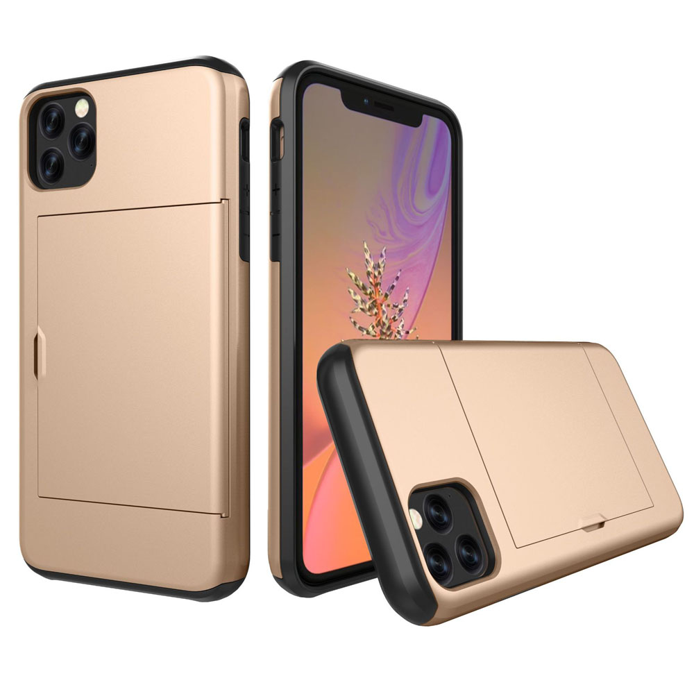 10% OFF + FREE SHIPPING, Buy the BEST PDair Premium Protective Carrying Apple iPhone 11 Pro Armor Protective Case with Card Slot (Gold). Exquisitely designed engineered for Apple iPhone 11 Pro.