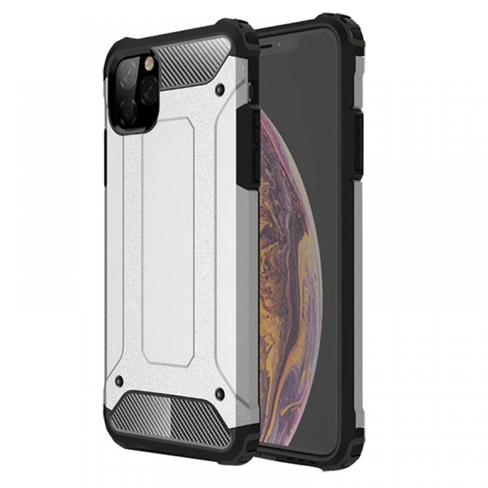 10% OFF + FREE SHIPPING, Buy the BEST PDair Premium Protective Carrying Apple iPhone 11 Pro  Hybrid Dual Layer Tough Armor Protective Case (Silver). Exquisitely designed engineered for Apple iPhone 11 Pro.