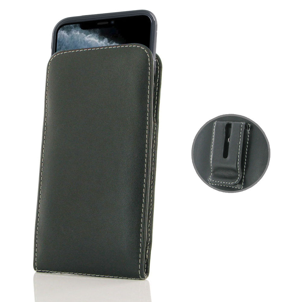 10% OFF + FREE SHIPPING, Buy the BEST PDair Handcrafted Premium Protective Carrying iPhone 11 Pro (in Slim Cover) Pouch Clip Case. Exquisitely designed engineered for iPhone 11 Pro.