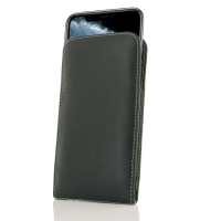 Leather Vertical Pouch Case for Apple iPhone 11 Pro Max