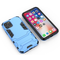 Apple iPhone 11 Tough Armor Protective Case (Blue)