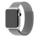Apple Watch 42mm Sport Band Strap (Silver Milanese) :: PDair