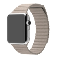 10% OFF + FREE SHIPPING, Buy the BEST PDair Top Quality Apple Watch Series 3 38mm Leather Loop Band Strap (Beige) online. You also can go to the customizer to create your own stylish leather case if looking for additional colors, patterns and types.