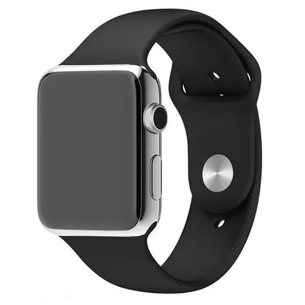 10% OFF + FREE SHIPPING, Buy the BEST PDair Top Quality Apple Watch 38mm Sport Band Strap (Black). Our Apple Watch 38mm Sport Band Strap is the best choice. You also can go to the customizer to create your own stylish leather case if looking for additiona
