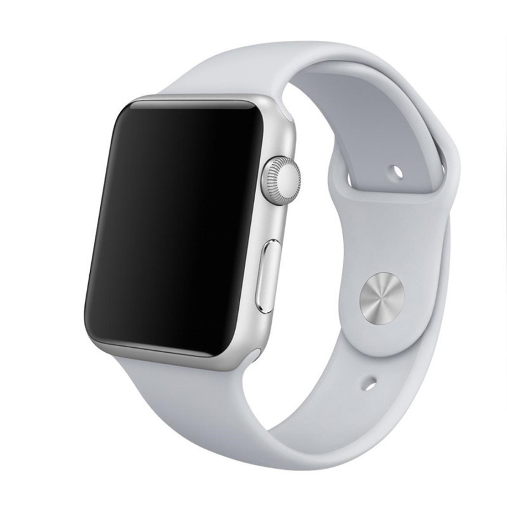 10% OFF + FREE SHIPPING, Buy the BEST PDair Top Quality Apple Watch 42mm Sport Band Strap (White). Our Apple Watch 42mm Sport Band Strap is the best choice. You also can go to the customizer to create your own stylish leather case if looking for additiona