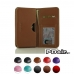 10% OFF + FREE SHIPPING, Buy Best PDair Quality Handmade Protective Asus Zenfone 3 Deluxe Genuine Leather Wallet Sleeve Case (Brown) online You also can go to the customizer to create your own stylish leather case if looking for additional colors, pattern