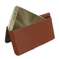 10% OFF + FREE SHIPPING, Buy Best PDair Handmade Protective Asus Zenfone 3 ZE520KL Genuine Leather Wallet Pouch Case (Brown) online. You also can go to the customizer to create your own stylish leather case if looking for additional colors, patterns and t