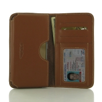10% OFF + FREE SHIPPING, Buy Best PDair Handmade Protective Asus Zenfone 3 ZE520KL Genuine Leather Wallet Sleeve Case (Brown) online. You also can go to the customizer to create your own stylish leather case if looking for additional colors, patterns and