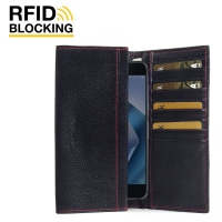 10% OFF + FREE SHIPPING, Buy Best PDair Handmade Protective Asus Zenfone 4  Leather Continental Sleeve Wallet (Red Stitching). Pouch Sleeve Holster Wallet  You also can go to the customizer to create your own stylish leather case if looking for additional