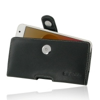 Leather Horizontal Pouch Case with Belt Clip for Asus Zenfone 4 Selfie ZD553KL