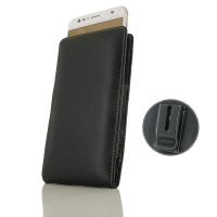 Leather Vertical Pouch Belt Clip Case for Asus Zenfone 4 Selfie ZD553KL