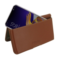 10% OFF + FREE SHIPPING, Buy the BEST PDair Handcrafted Premium Protective Carrying Asus Zenfone 5 (2018) Leather Wallet Pouch Case (Brown). Exquisitely designed engineered for Asus Zenfone 5 (2018).