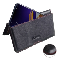 10% OFF + FREE SHIPPING, Buy the BEST PDair Handcrafted Premium Protective Carrying Asus Zenfone 5 (2018) Leather Wallet Pouch Case (Red Stitch). Exquisitely designed engineered for Asus Zenfone 5 (2018).