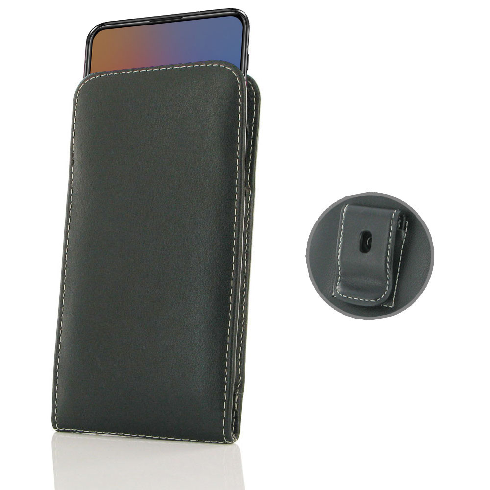 10% OFF + FREE SHIPPING, Buy the BEST PDair Handcrafted Premium Protective Carrying Asus Zenfone 6 ZS630KL Pouch Case with Belt Clip. Exquisitely designed engineered for Asus Zenfone 6 ZS630KL.