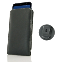 10% OFF + FREE SHIPPING, Buy the BEST PDair Handcrafted Premium Protective Carrying Asus Zenfone Max (M1) Pouch Case with Belt Clip. Exquisitely designed engineered for Asus Zenfone Max (M1).