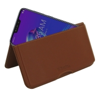 10% OFF + FREE SHIPPING, Buy the BEST PDair Handcrafted Premium Protective Carrying Asus Zenfone Max (M2) Leather Wallet Pouch Case (Brown). Exquisitely designed engineered for Asus Zenfone Max (M2).