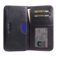 10% OFF + FREE SHIPPING, Buy the BEST PDair Handcrafted Premium Protective Carrying Asus Zenfone Max (M2) Leather Wallet Sleeve Case (Red Stitch). Exquisitely designed engineered for Asus Zenfone Max (M2).