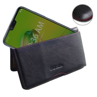 10% OFF + FREE SHIPPING, Buy the BEST PDair Handcrafted Premium Protective Carrying Asus Zenfone Max Plus (M2) Leather Wallet Pouch Case (Red Stitch). Exquisitely designed engineered for Asus Zenfone Max Plus (M2).
