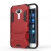 Asus Zenfone 3 Tough Armor Protective Case (Red) protective carrying case by PDair
