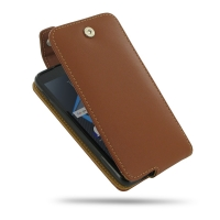 10% OFF + FREE SHIPPING, Buy Best PDair Quality Handmade Protective BlackBerry DTEK50 Genuine Leather Flip Top Wallet Case (Brown) online. You also can go to the customizer to create your own stylish leather case if looking for additional colors, patterns