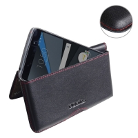 10% OFF + FREE SHIPPING, Buy Best PDair Quality Handmade Protective BlackBerry DTEK50 Genuine Leather Wallet Pouch Case (Red Stitch) online You also can go to the customizer to create your own stylish leather case if looking for additional colors, pattern