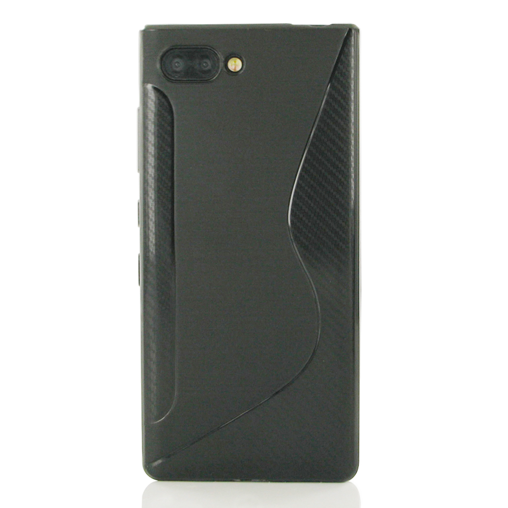 10% OFF + FREE SHIPPING, Buy the BEST PDair Premium Protective Carrying BlackBerry KEY2 Soft Case (Black S Shape pattern). Exquisitely designed engineered for BlackBerry KEY2.
