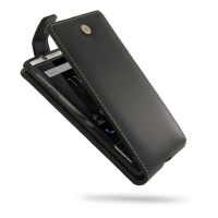 Leather Flip Top Wallet Case for BlackBerry KEYone | Mercury | DTEK70