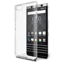 Highly Transparent Soft Gel Plastic Case for BlackBerry KEYone | Mercury | DTEK70  (Translucent)