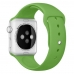 Apple Watch 38mm Sport Band Strap (Green) protective carrying case by PDair
