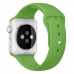 Apple Watch Series 4 44mm Sport Band Strap (Green) custom degsined carrying case by PDair