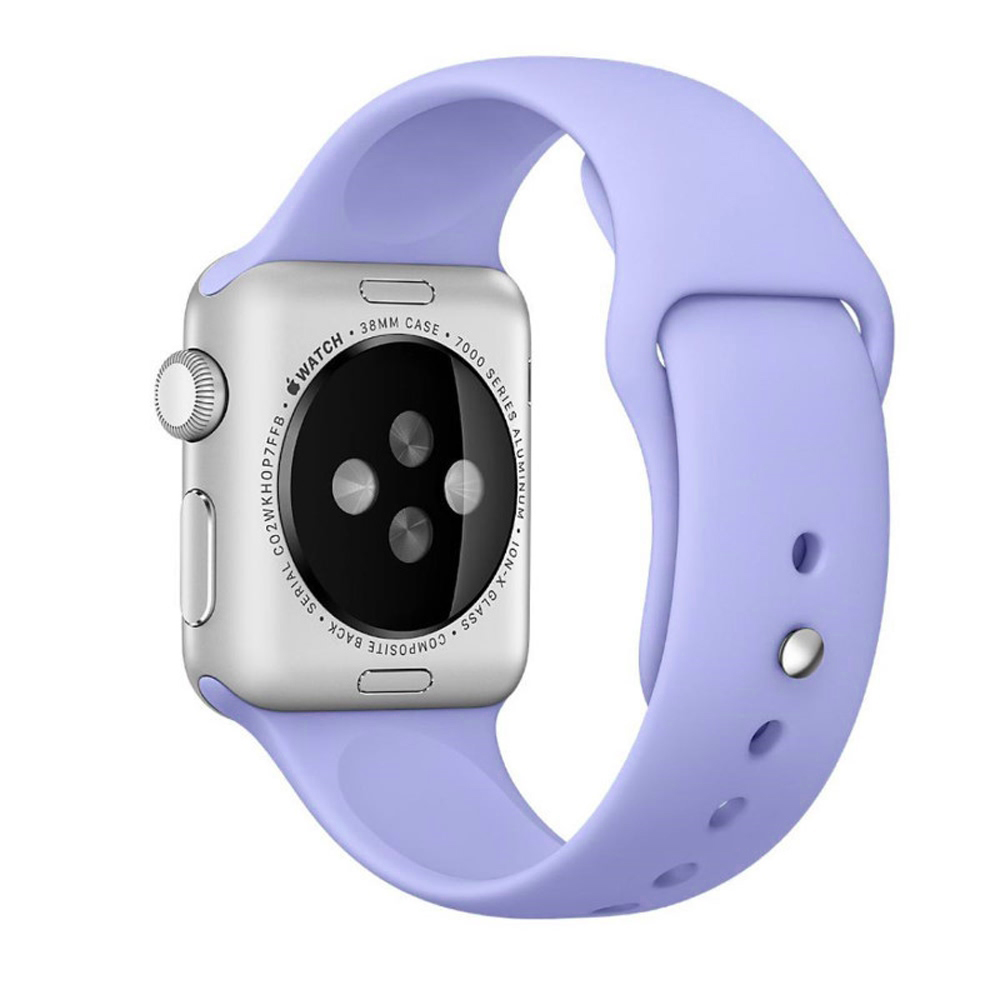 Apple Watch 38mm Sport Band Strap Lilac Pdair 10 Off