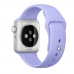 Apple Watch Series 4 40mm Sport Band Strap (Lilac) custom degsined carrying case by PDair